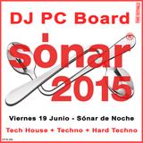 DJ PC Board - Sonar 2015 (FFS-05)