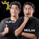 Surya Molan Morning Zone TraxFM 18 Juli 2016