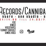 """17.04.2016 Habeat Records @ Cannibalradio """"As One"""" Party"""