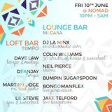 Dave Law Part 2 Micasa/Tempo set 10th June 2016.
