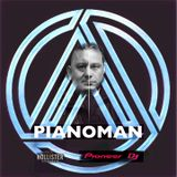 Carl Cameron Pianoman LIVE DJ set from Anomaly (Birmingham) 12th August