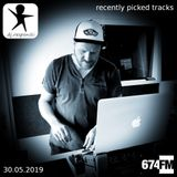 recently picked tracks (2019-05-30) on 674FM