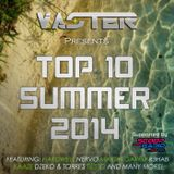 TOP 10 SUMMER 2014 by DJ Vaster (Scoop Radio TUN)