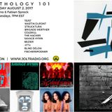 SYNTHOLOGY 101 August 2017 Edition hosted by DJ DINO & Fabian Sprock on JOLT RADIO