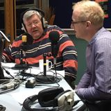 Tony Jones & Gavin Roberts interview Ben Payne from the National Lottery about the Rural Programme.