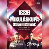 2017.12.01. - BOOM Mikuláskupa Afterparty - Pletycafesec, Tata - Friday