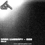 Dark Therapy 003 - DJ Brian Asher (Techno)