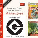 WE DIG DEEPER #Cassette Five 04.11.17 Zootime Edit & Shankti Oviedo