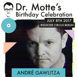 ANDRÉ GAWLITZA for Dr. Motte's Birthday Celebration 2017 // #dmbc2017