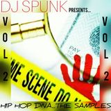 DJ SPUNK - HIP HOP DNA…THE SAMPLES VOL. 2