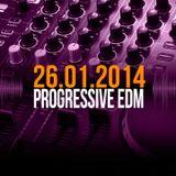 Progressive EDM mixed house 01 2014