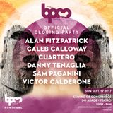 Alan Fitzpatrick @ BPM Portugal 2017 Official Closing Party - 17 September 2017