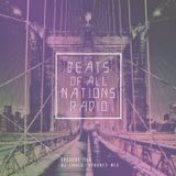Beats of All-Nations Radio 011:  DJ Choco // 12 Hunit Mix