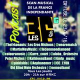 @Les3Fs #6 - 23/06/16 - @RadioKC
