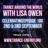 Trance Around The World With Lisa Owen Episode100 RONNY K