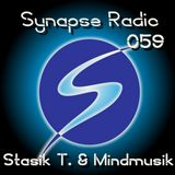 Synapse Radio Show 059 Mixed by Stasik T & Mindmusik (October 2016)