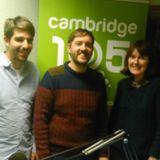 The Smelly Flowerpot on Cambridge 105: German Shepherd/Warren Records/Violet Woods Session