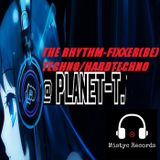 MISTYC RECORDS PRESENTS  PLANET - T (THE RHYTHM-FIXXER)