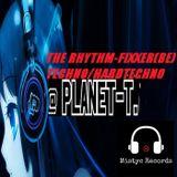 MISTYC RECORDS PRESENTS  PLANET - T (THE RHYTHM-FIXXER)