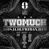 TWO MUCH PARTY MIXSET BY DJ SUN J
