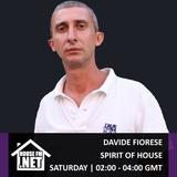 Davide Fiorese - Spirit of House 13 OCT 2018