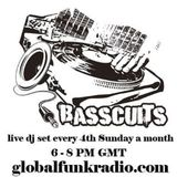 basscuits @ global funk radio may 2016 (vinyl only)