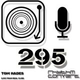 Techno Music |  Rhythm Converted Podcast 295 with Tom Hades (Live from Real Club - Belgium)