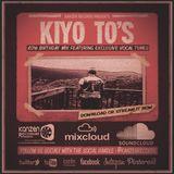Kiyo To - 2016 Birthday Mix