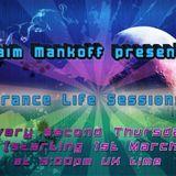 Chaim Mankoff presents Trancelife vol 21,Atragun guestmix