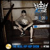 DJ MODESTY - THE REAL HIP HOP SHOW N°250 (10TH ANNIVERSARY) - B SIDE