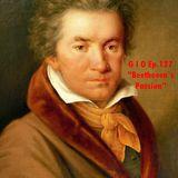 "G I O Ep.127 ""Beethoven`s Passion"""