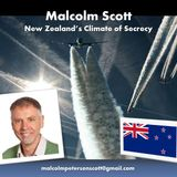 Researcher Malcolm Scott - New Zealand's Climate of Secrecy