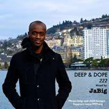 Deep Soulful House Music DJ Mix by JaBig - DEEP & DOPE 222