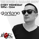 The House & Garage Show with DJ Antonio - 21st December 2016