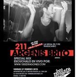 1000DRAGONES_211_-_ARGENIS BRITO (LIVE! @MAGENTA, Maracaibo) FEB2015