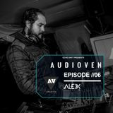 Echo Daft Presents - AUDIOVEN EP //06 Guest Mix By Alex López.