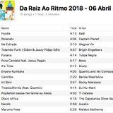 Da Raíz ao Ritmo - 06-04-2018