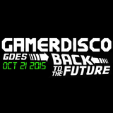 Live @ Gamerdisco Goes Back to the Future, London, October 2015
