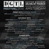 Red Axes - live at DGTL Festival (Amsterdam) - 27-Mar-2016