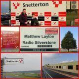 Matthew Layton - Radio Silverstone - Brand New BBC Formula 1 Commentator Ben Edwards
