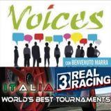 VOICES su Radio Touring 104 con Benvenuto Marra e gli Admin di RR3 WBT - 8 aprile 2015