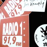 """Radio 1"" . Prague . CZ . June 17th . 2016"