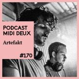 Podcast #170 - Artefakt (Field Records, Delsin, Prologue)