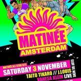 Maxima Fm Septiembre 2012  Matinee Amazing - Taito Tikaro