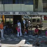 CLAUDIO (VECINO DE SAN LORENZO); DENUNCIA PUBLICA SOBRE HECHO OCURRIDO EN ACCIÓN SOCIAL