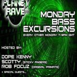 Monday Bass Excursions Show 18 01 2016 www.planet-rave.com