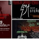 RockDestroyer & Mysticus Radio Capitulo 5