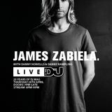 James Zabiela - Live @ 25 Years of DJ Mag Party - 28.04.2016