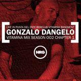 Vitamina Mix Season 2 Chapter 1. Gonzalo Dangelo live in Punta del Este. Vitamina Basement.