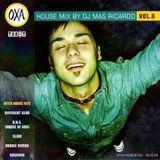 DJ Mas Ricardo – OXA House Vol. 8 [2002]